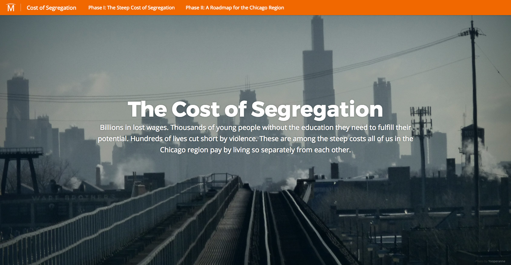 Cost of Segregation