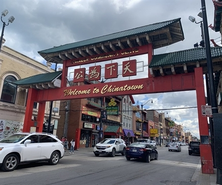 Supporting Chinatown's local economy through riverfront placemaking projects