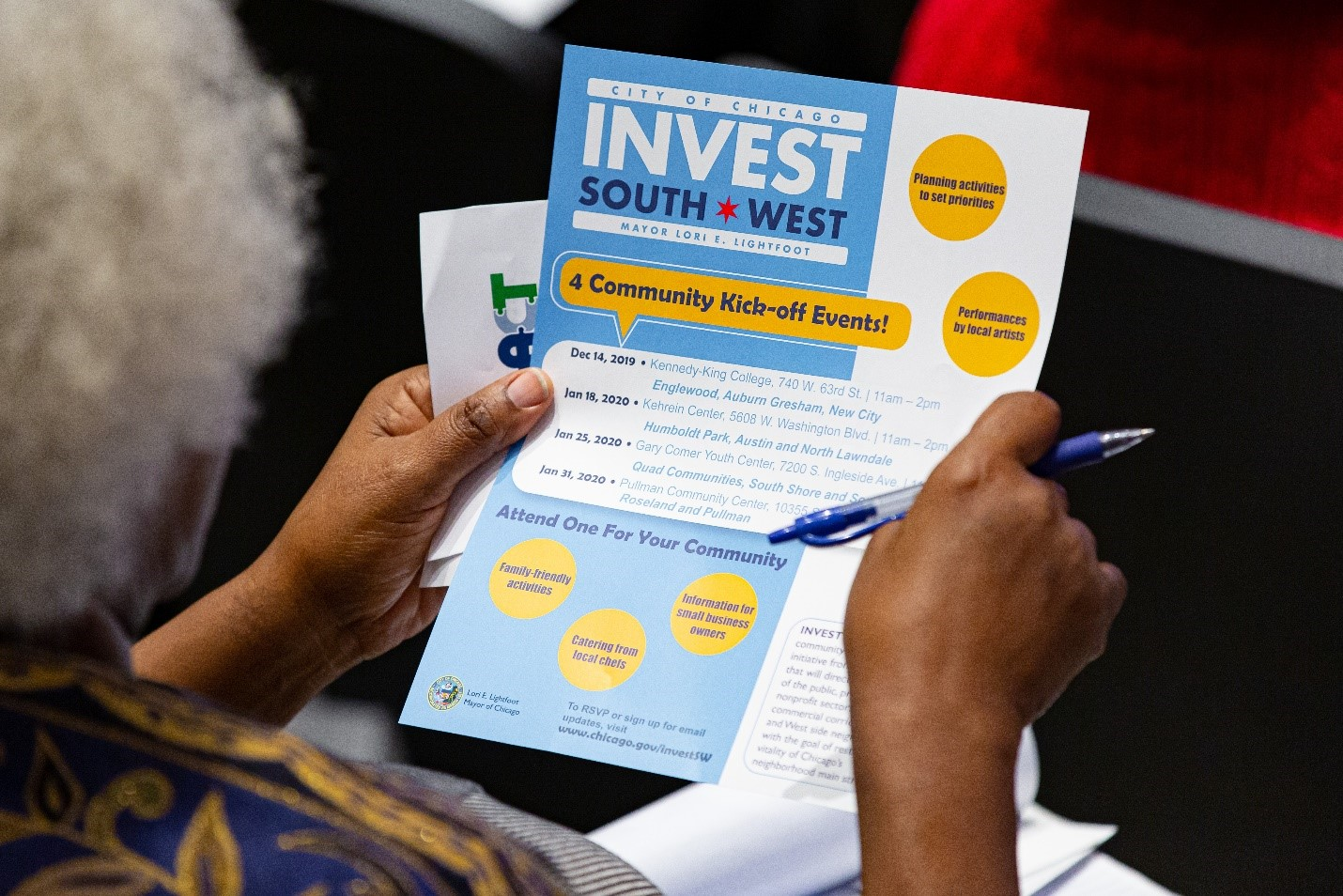 The City of Chicago's Invest Southwest Initiative will support development in Austin and other communities