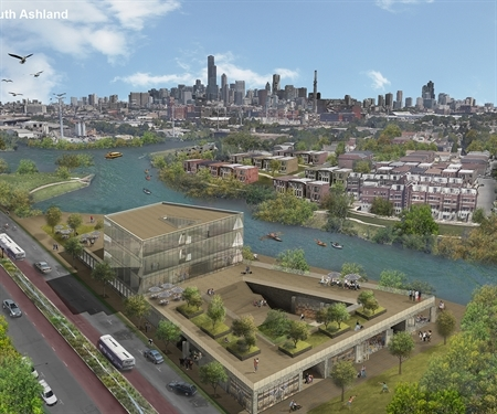 Mayor Emanuel, MPC unveil 'Our Great Rivers,' Chicago's first unified vision for Calumet, Chicago and Des Plaines rivers