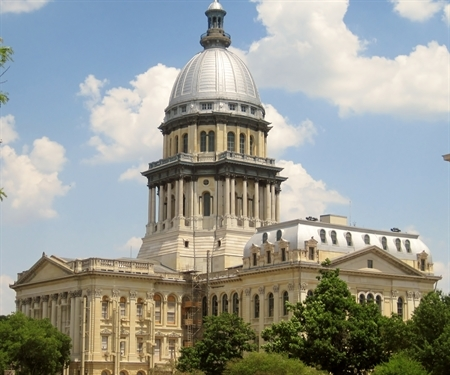 Illinois legislature takes action to modernize government in Illinois