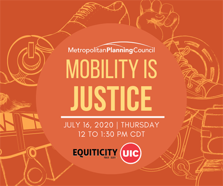Mobility is Justice: Centering equity in transportation planning