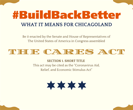 What the CARES Act means for Chicagoland