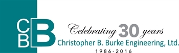 Christopher B. Burke Engineering logo