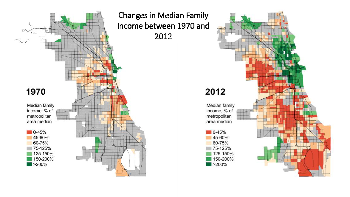 The Other Problem With Chicago39s Segregation Concentrated