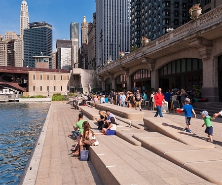Local, National and International Experts help shape future of Chicago's rivers