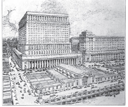 The future of Chicago Union Station lies in its past