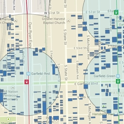 Mapping out the future with MPC's Garfield Boulevard mapping tool