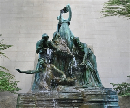 A fountain for the Great Lakes