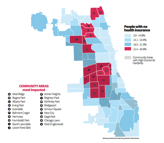Why is this Chicago community taxing itself more for mental health