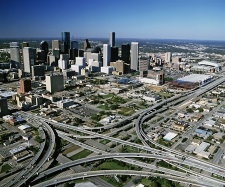 Houston could take Chicago's spot as third most populous city, but is it sustainable?