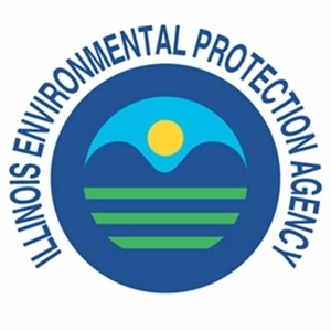 Illinois Environmental Protection Agency logo