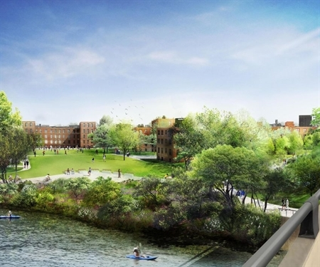 Design, Nature, and Affordable Housing on the North Branch