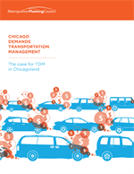 Chicago Demands Transportation Management report cover