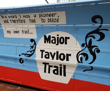 Major Taylor Trail Accolades & Updates