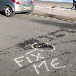Accelerate Illinois: With pothole season upon us, maintenance is cool again