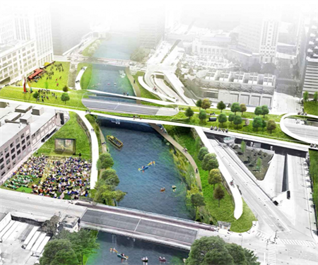 Enhancing Chicago's rivers through guidelines and governance