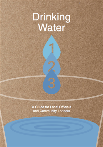 Drinking Water 123 report cover
