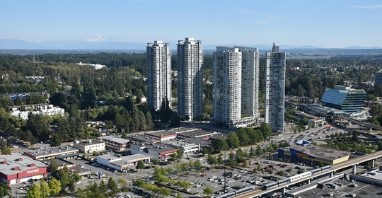 Vancouver:  A Model of Smart Development