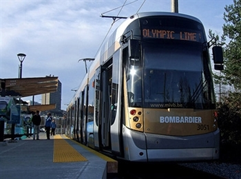 Vancouver Olympic Line